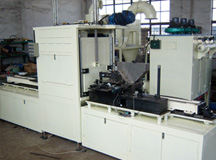 Medical appliance shot peening equipment