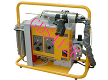 Plasma spraying equipment