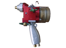 Gas wire melting spraying equipment