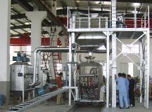 Supercritical Power Pipe Wall Shot Blasting Machine