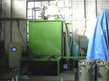 For CNR Locomotive plant design and manufacture of a CNC gear peening equipment (CNC blasting machine)