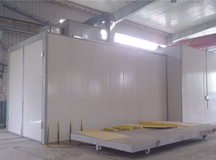 Cooling equipment, paint spray room, drying room and organic waste gas treatment equipment, environmental friendly equipment